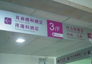 医院双面平面吊牌万博manbetx手机端登录