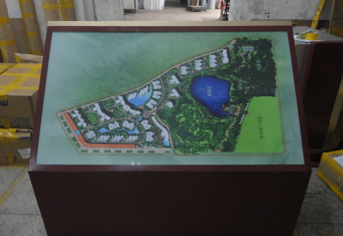 导航地图标示
